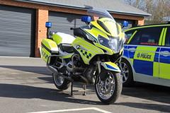South Yorkshire Police BMW R1200Rt Demonstrator Roads Policing Unit Traffic Bike (PFB-999) Tags: bike demo traffic south yorkshire police motorbike bmw motorcycle roads grilles unit demonstrator rpu r1200rt policing syp stemlight lj64wut