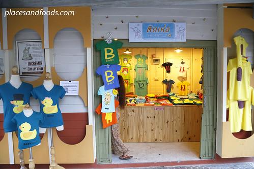 hua hin plearnwan children clothing shop