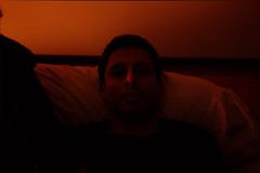 khaled (WacsiM) Tags: friends portrait blur paris night canon dark eos 50mm friend ledefrance darkness bokeh sombre ami 75 amis nuit flou 550d