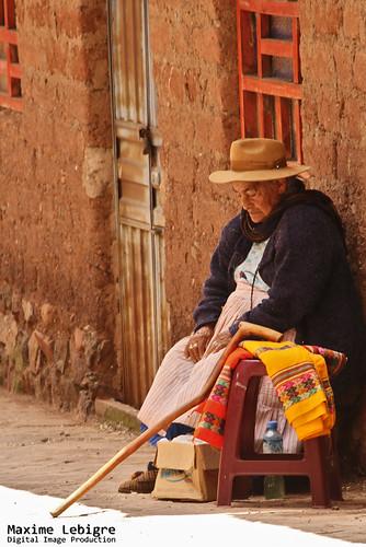 Abuelita Cusqueña - Peru