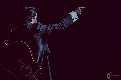 Man in Black – A Tribute to Johnny Cash - April 4, 2015 - Hard Rock Hotel & Casino Sioux City