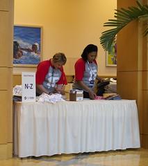 Setup (donna_0622) Tags: table nikon volunteers setup registration agile d700 agileindy