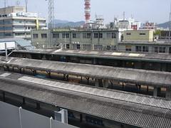 DSC05519 (komatsuma) Tags: 20060505 福知山駅