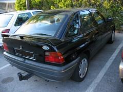 ford escort success D 1992