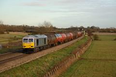60066a (mattcareyphotography) Tags: dbs shrivenham theale class60 60066 6b33 robeston
