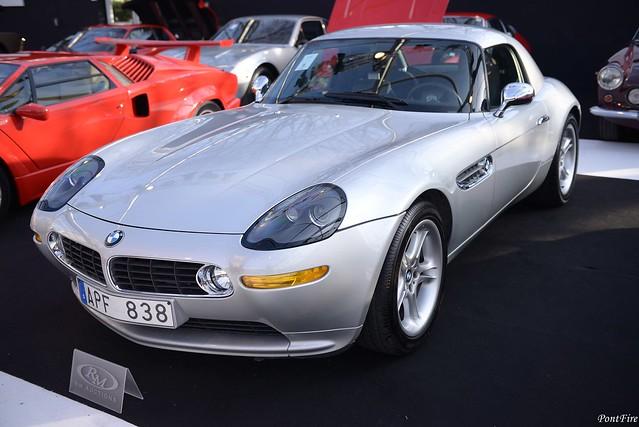 2000 bmw z8 worldcars rmauction rmparis