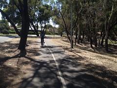 Tour de vélo à Adélaide