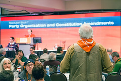 2015-03-07 Delegate at the mic