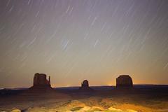 Monument Valley-70 (brendanvanson) Tags: arizona usa southwest nature night america stars landscape utah northamerica monumentvalley starphotography