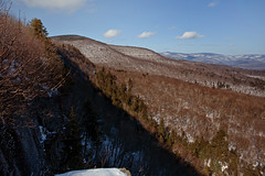 Panther Mountain (HckySo) Tags: mountain canon giant is slide ledge 5d 28 24mm wilderness catskills panther
