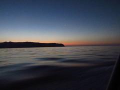 Estrella solitaria (Guillermo Feli) Tags: ocean chile sky pacific cielo estrella oceano mejillones antofagasta bahiademejillones