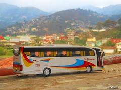 GL TRANS Bus Miniature (JanStudio12) Tags: bus scale buses by toy la miniature model jan trinidad baguio trans gregory sagada pinoy fanatic gl bontoc benguet diecast janjan lizardo travego paganao janstudio12