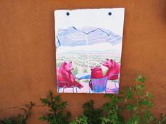 Santa Fe, New Mexico (lotos_leo) Tags: travel streetart newmexico santafe nm  streetnm  crossamerica2014