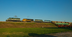 EVWR 6001 WOA3 Mt Vernon IN 04 April 201501 (Train Chaser) Tags: sd402 evwr evwr6001 evwrwoa