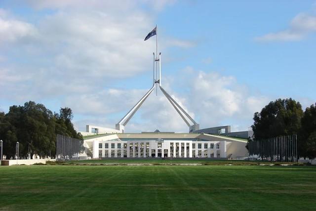 Parliament House - Austrália