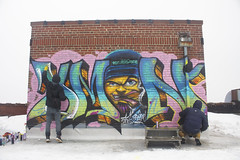 THE XMEN (Rodosaw) Tags: chicago photography graffiti xmen documentation boar prophet serk 12oz rawfa dtel lurrkgod