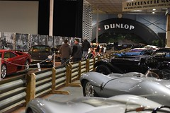 Supercars at the Simeone Museum