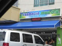 Banner Exterior Farmacia y Toldo