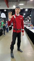 Spock (5of7) Tags: startrek calgary canon comic expo cosplay powershot spock 2015 calgarycomicentertainmentexpo calgarycomicexpo sx50 comicentertainmentexpo
