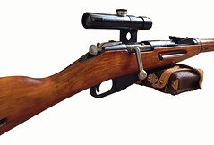 Mosin Nagant PU Sniper 1943 Authentic (tigertailzbezerk@att.net) Tags: world 2 war gates rifle front soviet sniper ww2 russian eastern roza enemy stalin 1943 pu stalingrad kursk mg42 mosin nagant shanina ppsh  mp40 m9130