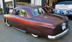 "1949 Ford Coupe ""Kustom"" (Custom_Cab) Tags: 1949 ford club coupe business car kustom custom street rod hot businessman man"