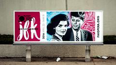 JFK and Jackie (Sky Noir) Tags: advertising dfw fwo