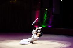 Juggler (Eugine Li) Tags: show dark circus juggling juggler