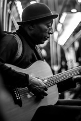 Bluesman Ligne 2 (Nikan Likan) Tags: street 2 white black paris field zeiss vintage lens photography 50mm prime bokeh jena mount mc german carl ddr manual praktica depth bluesman ligne | 2016 prakticar 14