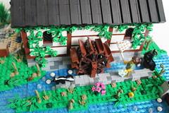 Mill_7 (OndrejNesleha) Tags: mill water lego