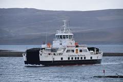 MV Hallaig arriving Sconser (Russardo) Tags: skye island scotland mac cal isle calmac hebrides caledonian macbrayne