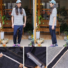 May 10, 2016 at 06:34AM (audience_jp) Tags: fashion japan shop relax tokyo pants audience style denim  casual sung madeinjapan      ootd