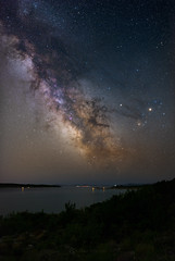From the Sea (Claus Steindl) Tags: sea sky art night way stars meer nightscape sony 14 ngc sigma 24mm milky sterne a7r milchstrase