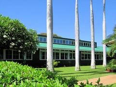 King Kamehameha III Elementary School (altfelix11) Tags: school architecture hawaii maui modernarchitecture lahaina frontstreet mcm midcenturymodernism midcenturymodernarchitecture kingkamehamehaiiielementaryschool