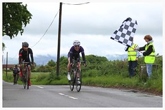 The 2016 Scottish Veteran's Road Race Champion. (Paris-Roubaix) Tags: road brown bicycle club race bruce scottish andrew racing cc vision national pro championships finlayson callum moray veterans firth falkirk stirlingshire kinross bicicyle greig