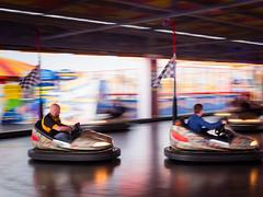 Speed Racer (amipal) Tags: uk greatbritain england wet rain sussex pier brighton unitedkingdom gb palacepier