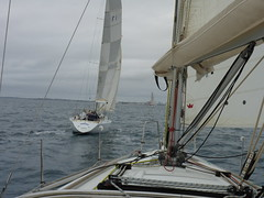 Racing with Airborn (Figgles1) Tags: club sailboat race day sailing yacht iii racing yachts sailboats fremantle anzac airborn fsc anzacday 2016 pipedream pipedreamiii fremantlesailingclub p1020563
