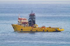 mare di Liguria - il rimorchiatore Bonassola in transito (Carla@) Tags: canon europa italia liguria mfcc