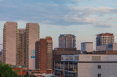 Condos Development on Rideau St. Ottawa (Asif A. Ali) Tags: city canada high skyscrapers ottawa capital condos rise clinic development bywardmarket uottawa rideaust sandyhill richcraftgroup 560rideau