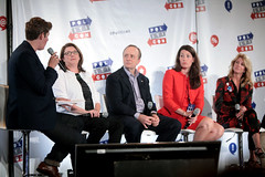 Sally Kohn, Joanne Bamberger, Paul Begala, Alison Lundergan Grimes & Wendy Davis (Gage Skidmore) Tags: california paul michael center sally convention pasadena davis wendy joanne alison murphy begala 2016 grimes kohn bamber lundergan politicon