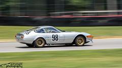 1971 Ferrari 365 GTB/4 Competition (scott597) Tags: columbus ohio car club race america silver 1971 competition ferrari annual 365 meet mid fca 2016 gtb4
