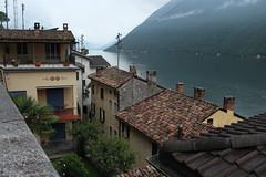 Gandria (bulbocode909) Tags: tessin suisse maisons villages arbres lacs printemps brume fentres toits gandria lacdelugano