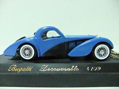BUGATTI DECOUVRABLE - SOLIDO (RMJ68) Tags: bugatti decouvrable atalante 57s 57 s 1939 coupe cabrio solido age d´or diecast coches cars juguete toy 143