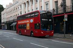Route N199, Stagecoach London, 12268, SN14TWE (Jack Marian) Tags: bus london buses trafalgarsquare alexander enviro nightbus 12268 alexanderdennis stagecoachlondon stmarycraystation enviro400h e400h enviro400hybrid catfordbusgarage alexanderdennisenviro400hhybrid sn14twe routen199 bellinghamcatfordbusgarage