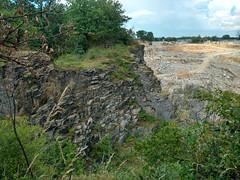 Chwakw quarries (nesihonsu) Tags: outcrop cliff landscape rocks poland polska geology quarry precipice geologia kamienioom lowersilesia chwakw masywly przyrodapolska natureofpoland przedgrzesudeckie geologiapolski foresudeticblock sudeticforeland rwninawidnicka