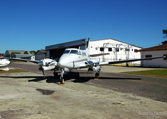 King Air C90B, PR-MZP (Antnio A. Huergo de Carvalho) Tags: king air beechcraft beech kingair c90 c90b prmzp