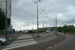 Lijn 10 op de Verbindingsdam (Railfan5569) Tags: amsterdam tram gvb lijn10