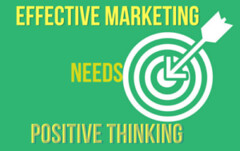 Positive Thinking And Effective Marketing Go Hand in Hand (lieforly14319) Tags: blogger aruna kumar