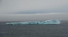 Berg in the Bay... (deanspic) Tags: ocean mist berg fog atlantic iceberg eastcoast capespear eastcoasttrail deadmansbay g3x nfld2016