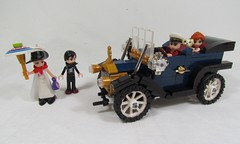Ford Model T (Brickadier General) Tags: friends history ford car vintage t early model lego antique victorian automotive vehicle 1900s motoring