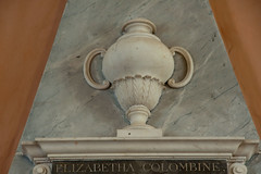 Langley, Norfolk, UK (mira66) Tags: england church monument urn memorial norfolk stmichael langley